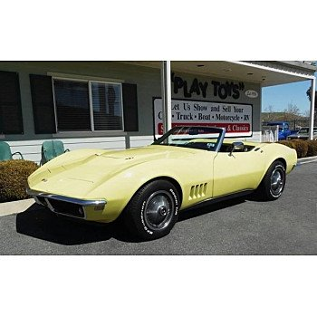 1968 Chevrolet Corvette for sale 101086697