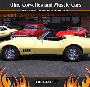 1968 Chevrolet Corvette for sale 100880050