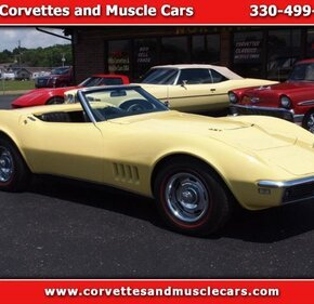 1968 Chevrolet Corvette Convertible for sale 100880050