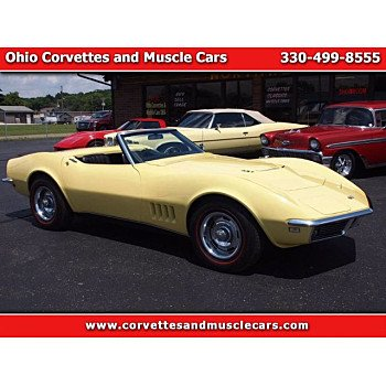 1968 Chevrolet Corvette Convertible for sale 100880298