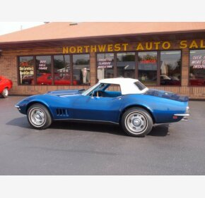 1968 Chevrolet Corvette Classics for Sale - Classics on