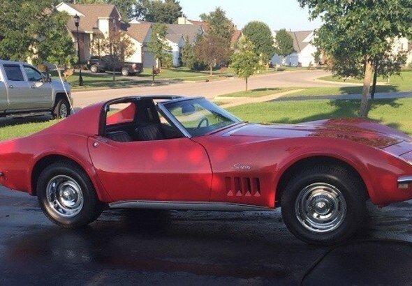 Service & Repair Manuals Haynes Workshop Manual Chevrolet Corvette ...