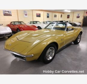 1968 Chevrolet Corvette for sale 101016634