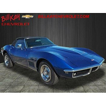 1968 Chevrolet Corvette for sale 101021467