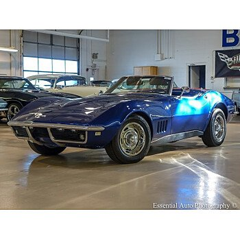 1968 Chevrolet Corvette Convertible for sale 101021467