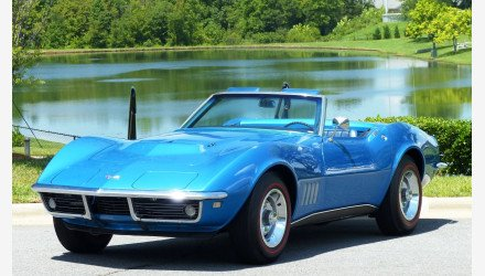 1968 Chevrolet Corvette For 101030917