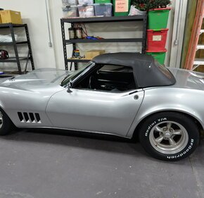 1968 Chevrolet Corvette Convertible for sale 101054403