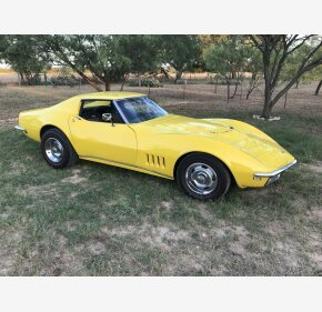 1968 Chevrolet Corvette Coupe for sale 101096339
