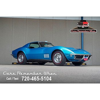 1968 Chevrolet Corvette for sale 101164779
