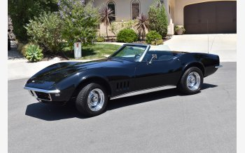 1968 Chevrolet Corvette 427 Convertible for sale 101175235