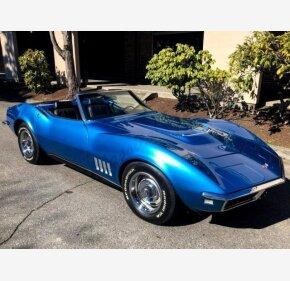 Stingray Corvette For Sale >> 1968 Chevrolet Corvette Classics For Sale Classics On