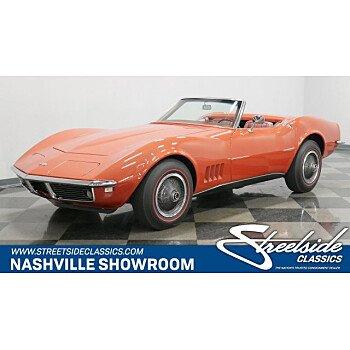 1968 Chevrolet Corvette for sale 101192686