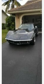 1968 Chevrolet Corvette Convertible for sale 101204476