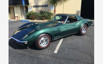 1968 Chevrolet Corvette 427 Convertible for sale 101205088
