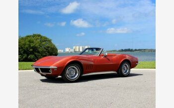 1968 Chevrolet Corvette for sale 101208752