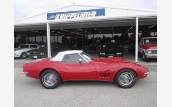 1968 Chevrolet Corvette Convertible for sale 101239220