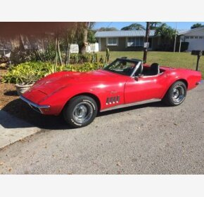 1968 Chevrolet Corvette Convertible for sale 101271318