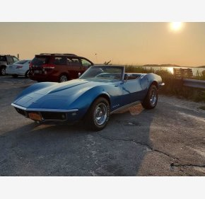 1968 Chevrolet Corvette for sale 101305256