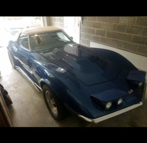 1968 Chevrolet Corvette Convertible for sale 101327036