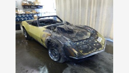 1968 Chevrolet Corvette for sale 101381015