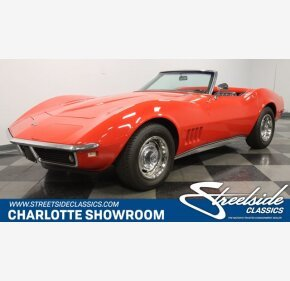 1968 Chevrolet Corvette Convertible for sale 101419899