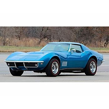 1968 Chevrolet Corvette for sale 101437342
