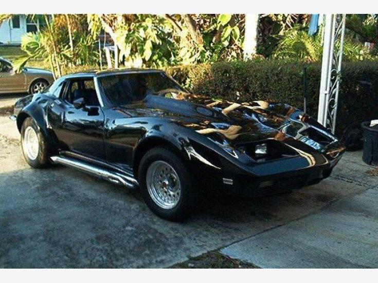 1968 Chevrolet Corvette for sale 101536526