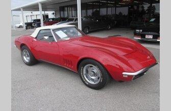 1968 Chevrolet Corvette Convertible for sale 101574805