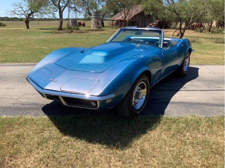 1968 Chevrolet Corvette for sale 101591211