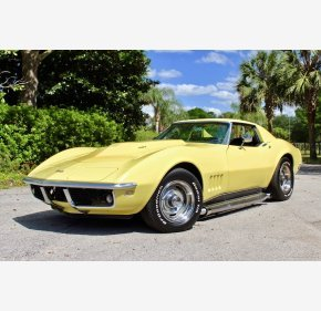 1968 Chevrolet Corvette Coupe for sale 101121088