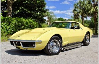 1968 Chevrolet Corvette Coupe for sale 101121088