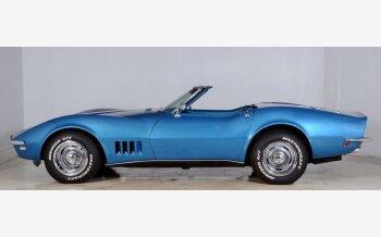 1968 Chevrolet Corvette Convertible for sale 101321236