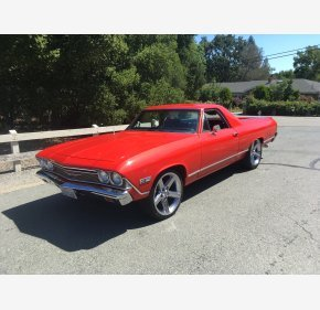 1968 Chevrolet El Camino V8 for sale 101216888