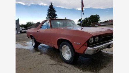 1968 Chevrolet El Camino for sale 100966607
