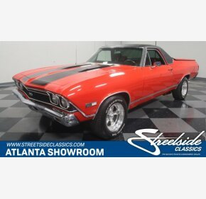 1968 Chevrolet El Camino for sale 100977272
