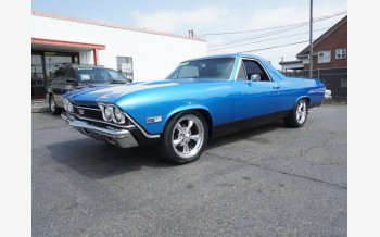 1968 Chevrolet El Camino for sale 101018660