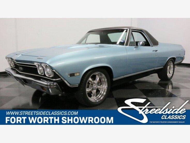 1968 Chevrolet El Camino for sale near Fort Worth, Texas