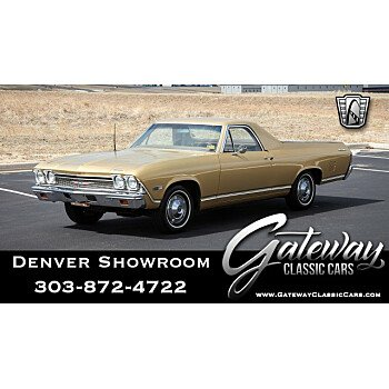 1968 Chevrolet El Camino for sale 101123899
