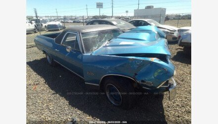 1968 Chevrolet El Camino for sale 101337284