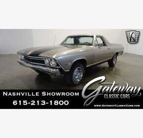 1968 Chevrolet El Camino for sale 101384116