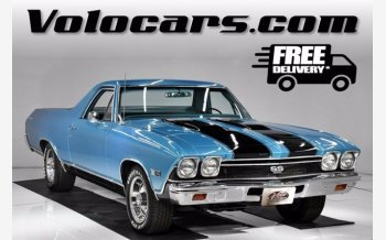 1968 Chevrolet El Camino SS for sale 101407605
