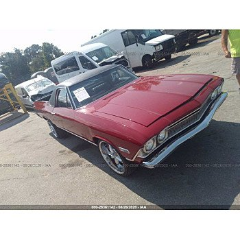 1968 Chevrolet El Camino for sale 101408417