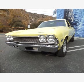 1968 Chevrolet El Camino for sale 101428356