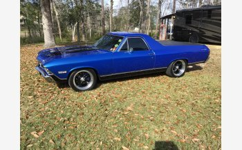1968 Chevrolet El Camino SS for sale 101476497