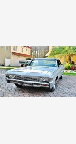 1968 Chevrolet Impala for sale 101044581