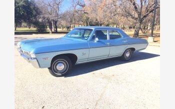 1968 Chevrolet Impala Sedan for sale 101067409