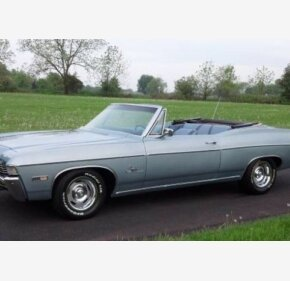 1968 Chevrolet Impala for sale 101083665