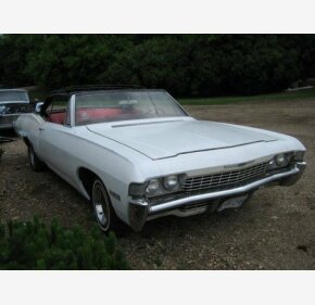 1968 Chevrolet Impala Convertible for sale 101143495