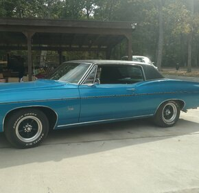1968 Chevrolet Impala for sale 101157233
