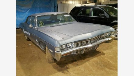 1968 Chevrolet Impala for sale 101223707
